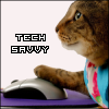 Tech Savvy cat avatar