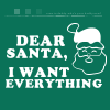 Dear Santa, I want everything avatar