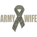 Army wife ribbon avatar