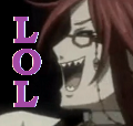 Grell LOL avatar