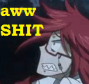Grell aww shit avatar