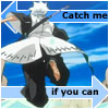 Hitsugaya catch me if you can avatar
