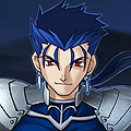 Calm Lancer of Fate Stay Night avatar