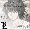 L Death Note avatar