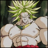 Broly muscle avatar