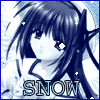 Icy snow avatar