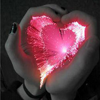 Heart hands avatar