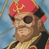Classic pirate avatar