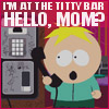 Butters at the strip joint avatar