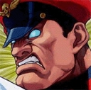 M Bison Looking Mean avatar