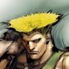 Guile in SF4 avatar