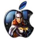 Batgirl Apple avatar