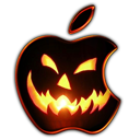 Halloween Apple avatar