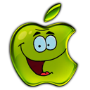 Happy Apple avatar