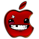 Meat Boy Apple avatar