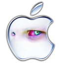 Watching you apple avatar