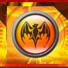 Bacardi Bat Logo Orange avatar