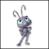 A bug's Life Dot avatar