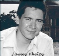 James Phelps black and white avatar