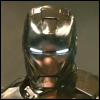 Iron Man chrome avatar