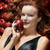 Bree in the apples avatar