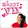 Happy VD avatar