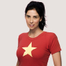 Star t shirt avatar