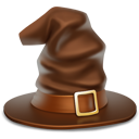 Brown hat avatar