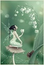 Fairy in the grass avatar
