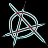 Anarchy symbol avatar