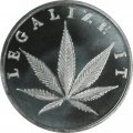 Legalize it coin avatar